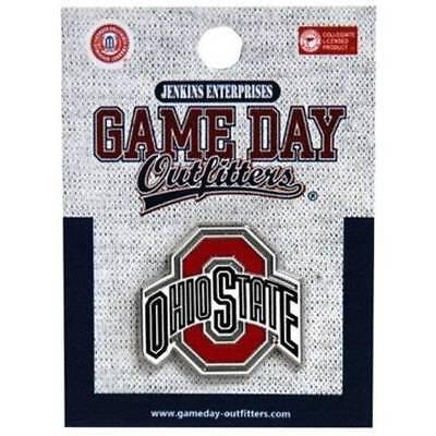 Ohio State Buckeyes Lapel Pin (Ohio State Buckeyes Logo Lapel Hat Tie)