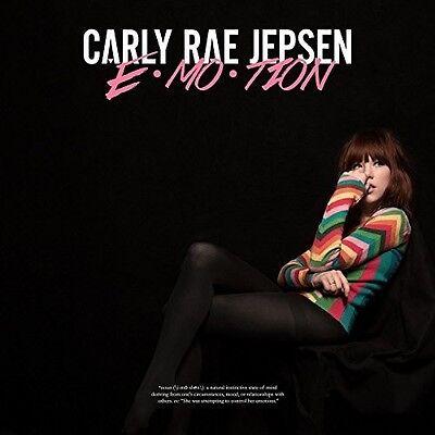 Carly Rae Jepsen   Emotion  New Cd