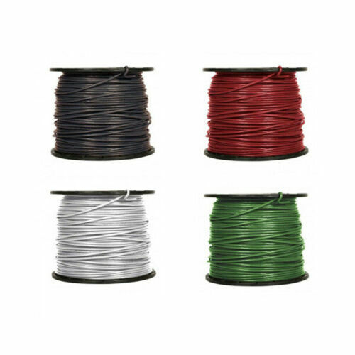 10 AWG Copper THHN THWN-2 Building Wire 600V Lengths 250