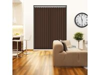 Buy Remote Control Vertical Blinds Online - Controliss Blinds