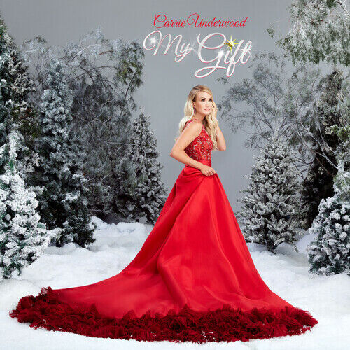 Carrie Underwood **My Gift **BRAND NEW FACTORY SEALED CD!  CHRISTMAS!!!!!!!!!
