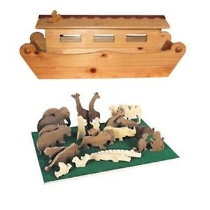 Hobbies Plans To Make A Noah's Ark and Animals P804/764 | eBay