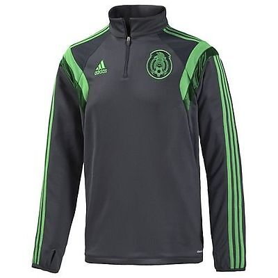 Mexico Training Top (ADIDAS MEXICO TRAINING TOP FIFA WORLD CUP BRAZIL)