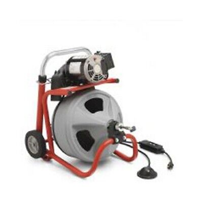 Ridgid 27003 K-400 Drain Machine Wc-44 Iw