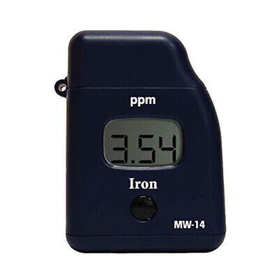 Milwaukee Mw14 Mini Photometer For Iron High Range