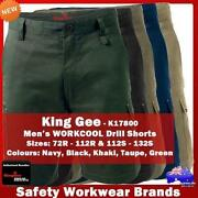 King Gee Shorts