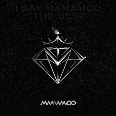 MAMAMOO - [I SAY MAMAMOO : THE BEST] 2CD+Photobook+Postcard+Photocard+Gift K-POP