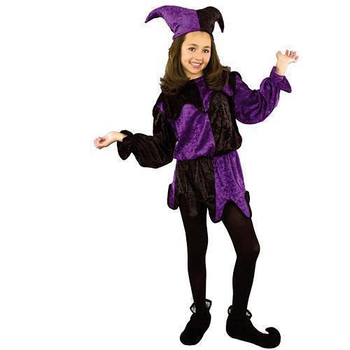 kids jester costume ebay