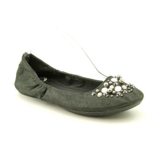 Women S Black Flat Shoes Size 9 Ebay
