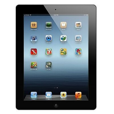 Apple iPad 4th Gen with Retina Display 16GB WiFi 9.7