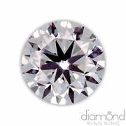 Certified Round Diamond