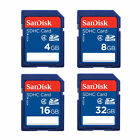 SanDisk 4GB SD Cell Phone Memory Card