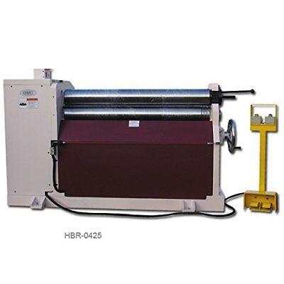 6 X 14 Gmc Initial Pinch Hydraulic Plate Bending Roll Hbr-0625