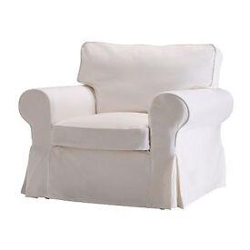 IKEA EKTORP Armchair Blekinge White