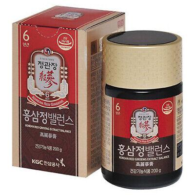 [Express] KGC CheongKwanJang Korean 6years Red Ginseng Extract Balance 200g