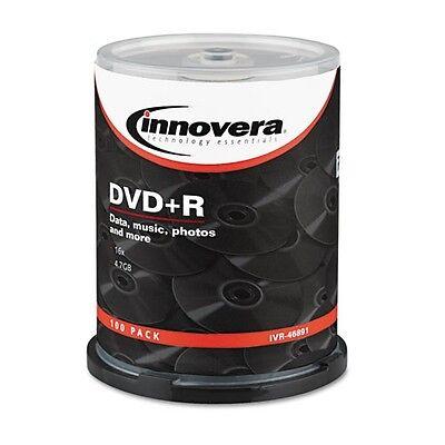 Innovera DVD+R Discs - 46891