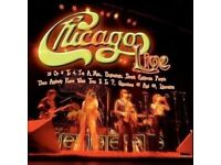 Chicago Live Music CD