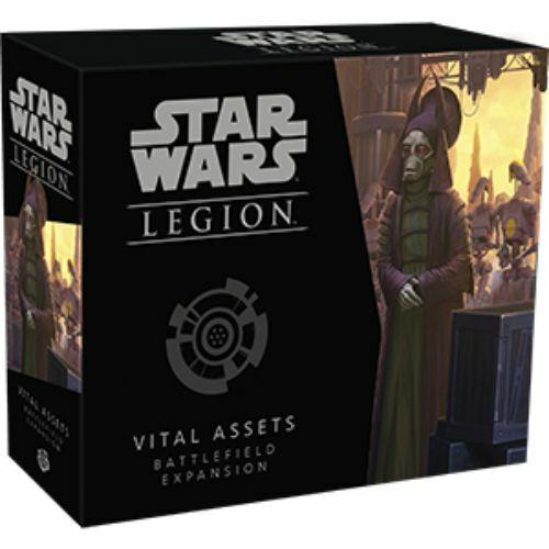 Star Wars Legion: Star Wars Legion Vital Assets Pack New