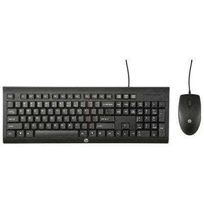 645ae6a3bcd Hp C2500 Desktop - Usb Cable Keyboard - Black - Usb Cable Mouse - Optical -