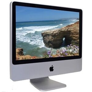 "24"" Apple iMac all-in-one (2.66)GHz El Capitan 10.11 w/ Office"