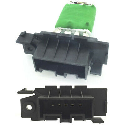 Heater Blower Fan Resistor Fits Citroen Relay (Mk2) 2.2 HDI Diesel (2011-)