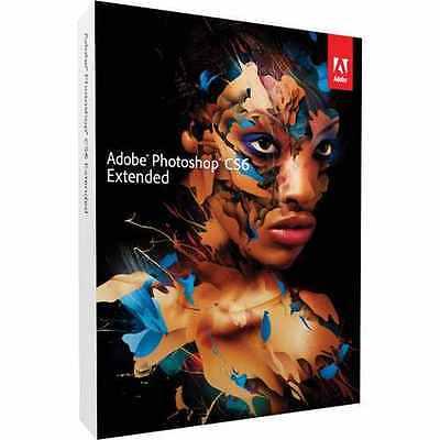Adobe Photoshop CS6 Windows 32/64 Bit - Official Software Download & Serial Key