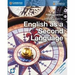 Introduction to English as a Second Language Coursebook with Audio CD (Cambridge