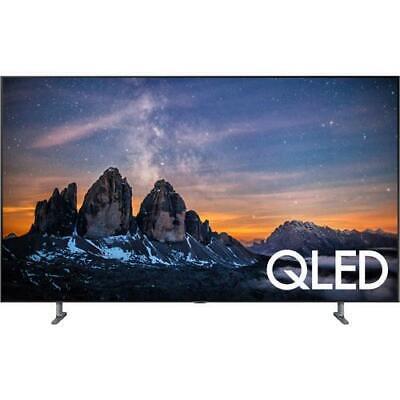 "Samsung QN75Q80RAFXZA 75"" Class QLED 4K UHD Q80R Series Smart TV"