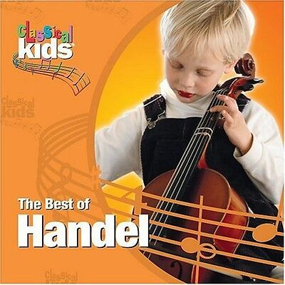 Classical Kids, Les - Best of Classical Kids: George Frederic Handel [New