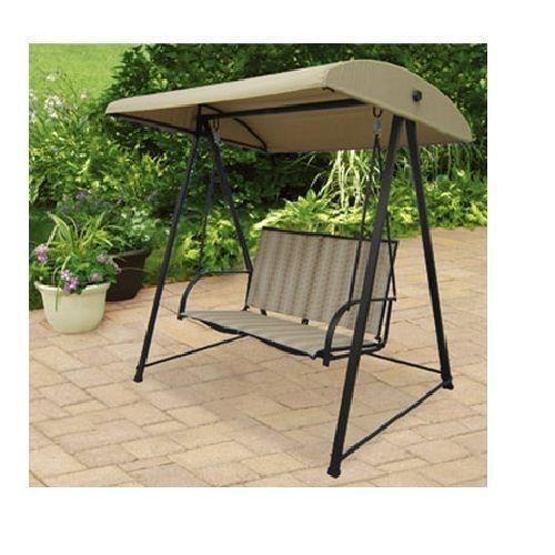 outdoor patio swing ebay