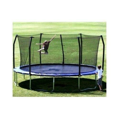 Oval Trampoline Ebay