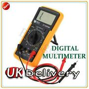 Digital Amp Volt Meter