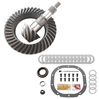 Ford 8.8 Ring Pinion Install - 4.10 RING AND PINION & INSTALL KIT - FITS FORD 8.8