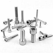 Mixed Stainless Steel Bolts