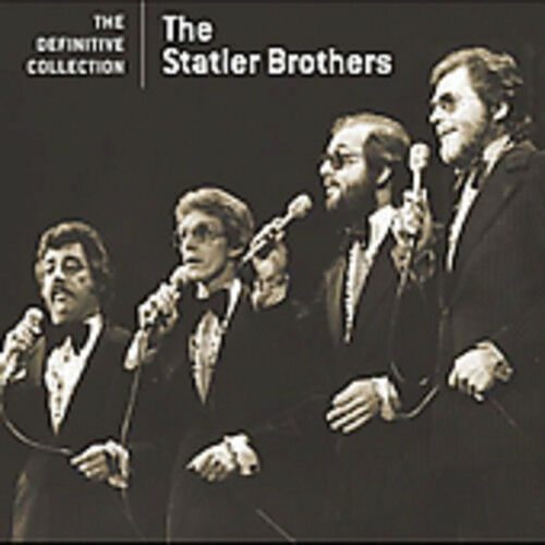 The Statler Brothers - Definitive Collection [New CD] Rmst