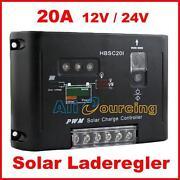 Solar Laderegler 20A