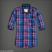Hollister Plaid Shirt Women