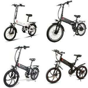 Weekly Promo! High Quality   20inch Aluminum alloy Folding eBike, starting from $1299(was $1799)
