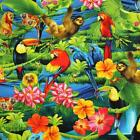 Rainforest Fabric