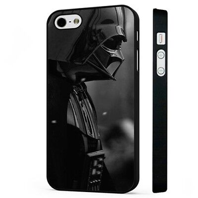 Darth Vader Dark Side Sith Star Wars BLACK PHONE CASE COVER fits iPHONE