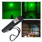 High Power Green Laser Pointer
