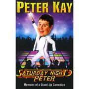 Peter Kay Book