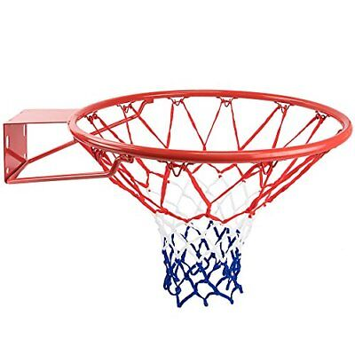Red, White, and Blue Nylon Basketball Net
