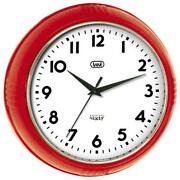 Red Kitchen Clock