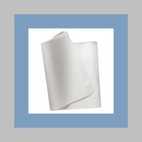 "50 sheets Non Tarnish Tissue Paper 20"" x 30"" White Acid-free pH-neutral ~ anti"