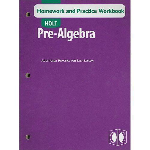 Holt pre algebra books ebay fandeluxe Image collections