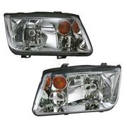 2006 Jetta Headlights