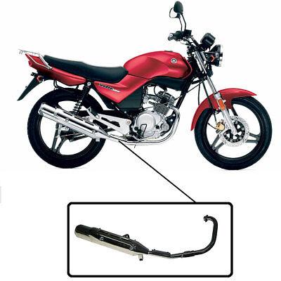 Yamaha YBR 125 YBR125 2005 - 2006 Exhaust Silencer Complete Chrome YBR125