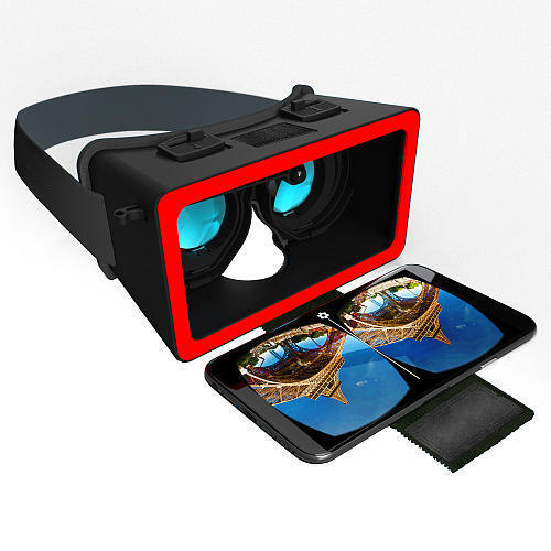 Smart Theater 20000BLK Virtual Reality Headset