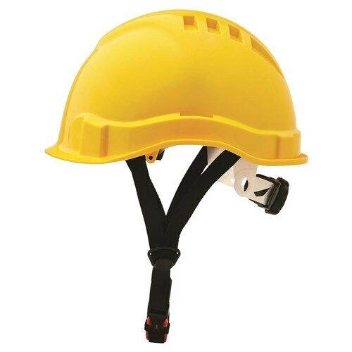 Details about Hard Hat Vented Micro Peak Linesman Ratchet Harness Fully  adjustable